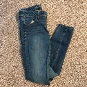 American Eagle jegging jeans size 4